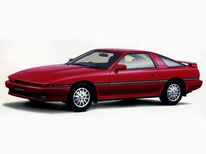 1986 Toyota Supra ( MA70 ) 3.0 GT turbo 1