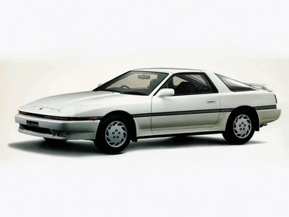 1987 Toyota Supra ( MA70 ) 3.0 GT Turbo Limited 1