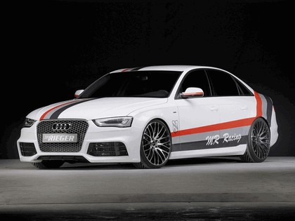 2013 Audi A4 ( B8 ) by Rieger 1