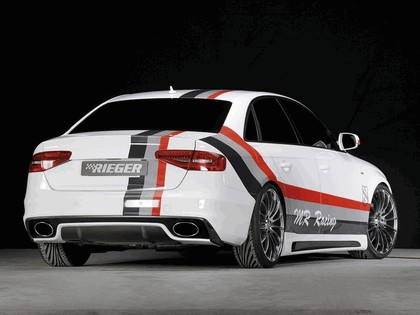 2013 Audi A4 ( B8 ) by Rieger 3