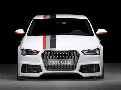 2013 Audi A4 ( B8 ) by Rieger 4