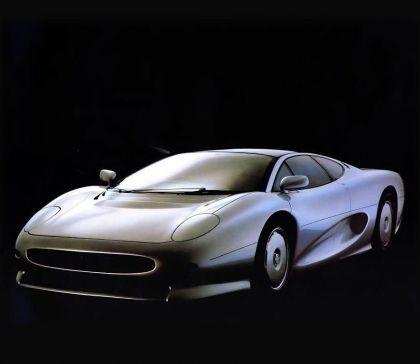 1988 Jaguar XJ220 Concept 2