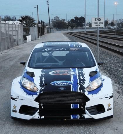 2013 Ford Fiesta ST Global RallyCross Championship 1