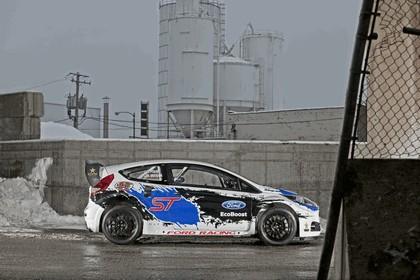 2013 Ford Fiesta ST Global RallyCross Championship 9