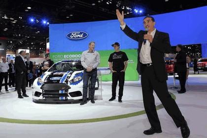 2013 Ford Fiesta ST Global RallyCross Championship 13