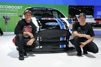 2013 Ford Fiesta ST Global RallyCross Championship 15