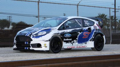 2013 Ford Fiesta ST Global RallyCross Championship 6