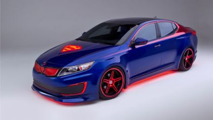 2013 Kia Optima Superman-inspired 9