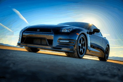 2014 Nissan GT-R ( R35 ) Track Edition - USA version 4