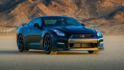 2014 Nissan GT-R ( R35 ) Track Edition - USA version 6