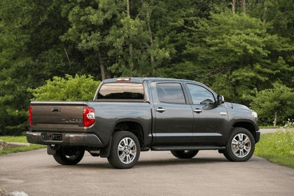 2014 Toyota Tundra Platinum 15