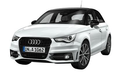 2013 Audi A1 Admired 1