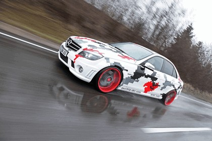 2013 Mercedes-Benz C63 ( C204 ) AMG by Mcchip-dkr 9