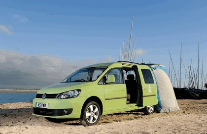2013 Volkswagen Caddy Camper 2.0 TDI BlueMotion - UK version 6