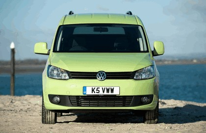 2013 Volkswagen Caddy Camper 2.0 TDI BlueMotion - UK version 11