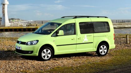 2013 Volkswagen Caddy Camper 2.0 TDI BlueMotion - UK version 3