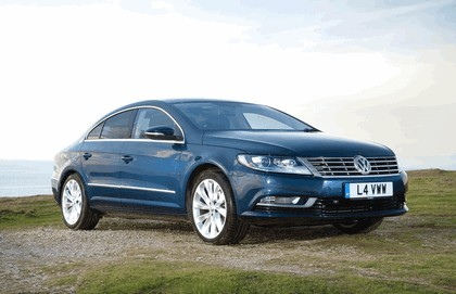 2013 Volkswagen CC GT - UK version 1