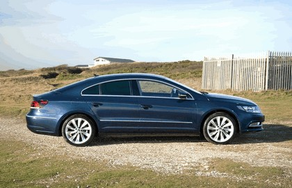 2013 Volkswagen CC GT - UK version 2