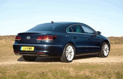 2013 Volkswagen CC GT - UK version 3