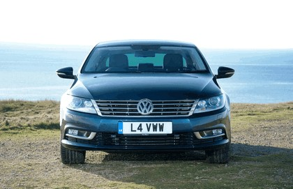 2013 Volkswagen CC GT - UK version 4