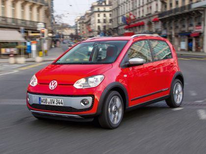 2013 Volkswagen Cross Up 4