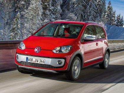 2013 Volkswagen Cross Up 12