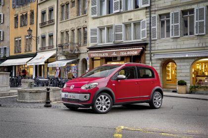 2013 Volkswagen Cross Up 16