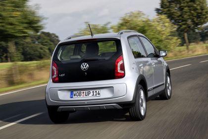 2013 Volkswagen Cross Up 34