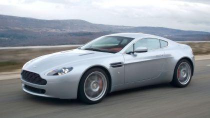 2007 Aston Martin V8 Vantage 9