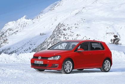2013 Volkswagen Golf ( VII ) 4Motion 1