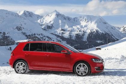 2013 Volkswagen Golf ( VII ) 4Motion 2