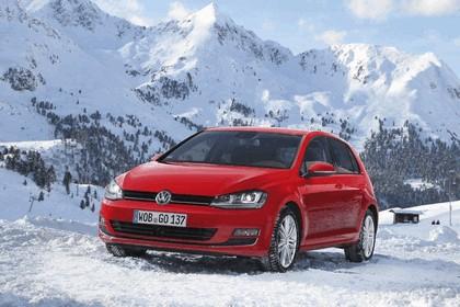 2013 Volkswagen Golf ( VII ) 4Motion 5
