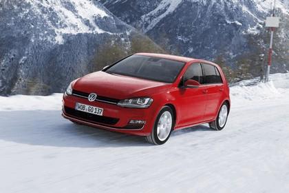 2013 Volkswagen Golf ( VII ) 4Motion 7
