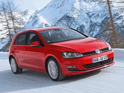 2013 Volkswagen Golf ( VII ) 4Motion 10