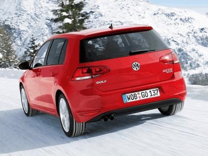 2013 Volkswagen Golf ( VII ) 4Motion 11