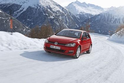 2013 Volkswagen Golf ( VII ) 4Motion 12