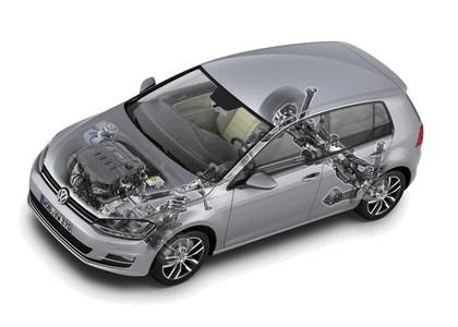 2013 Volkswagen Golf ( VII ) 4Motion 16