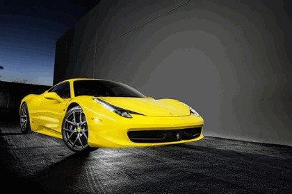2013 Ferrari 458 Italia by Vorsteiner 1