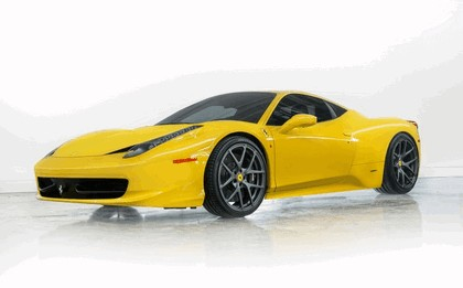 2013 Ferrari 458 Italia by Vorsteiner 4
