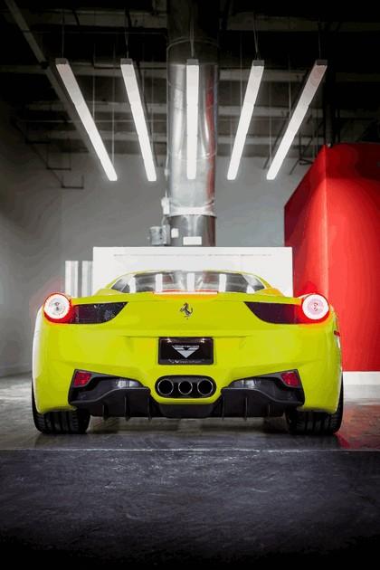 2013 Ferrari 458 Italia by Vorsteiner 10
