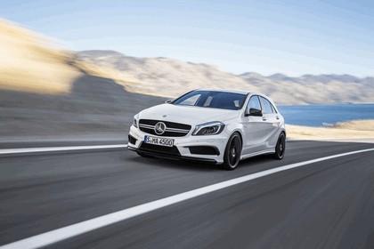 2013 Mercedes-Benz A45 ( W176 ) AMG 4