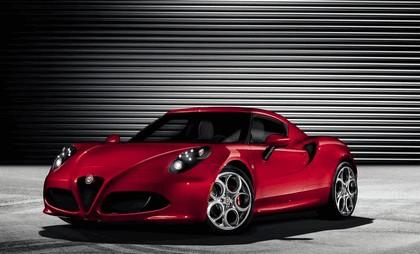 2013 Alfa Romeo 4C 4