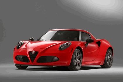 2013 Alfa Romeo 4C 10