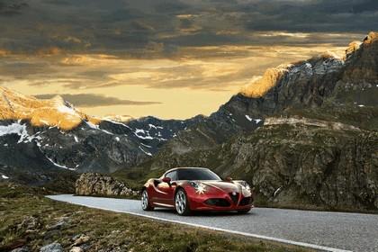 2013 Alfa Romeo 4C 15