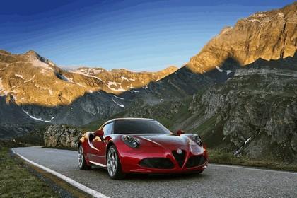 2013 Alfa Romeo 4C 16