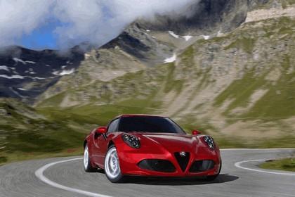 2013 Alfa Romeo 4C 18