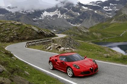 2013 Alfa Romeo 4C 20