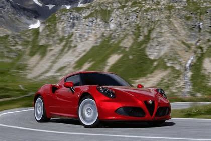2013 Alfa Romeo 4C 22