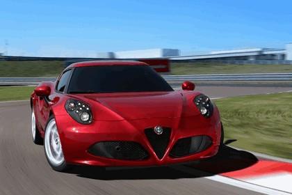 2013 Alfa Romeo 4C 36