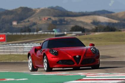 2013 Alfa Romeo 4C 38